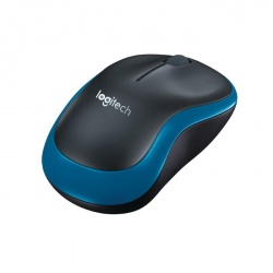 Mouse Logitech Wireless M185 Blue